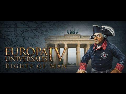 Europa Universalis 4: Rights of Man Spotlight |