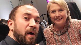 I Met Hillary Clinton