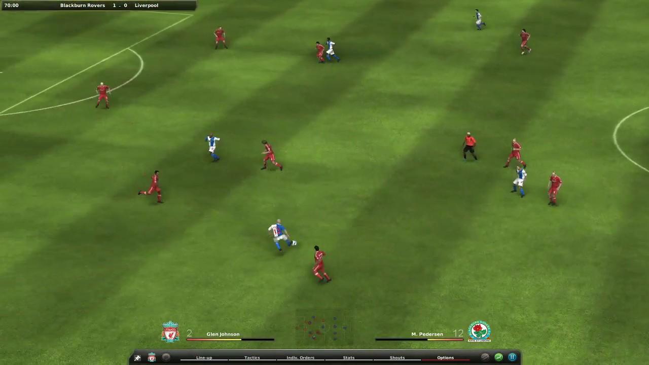 FIFA Career - Friendly Match - Liverpool vs Blackburn Rovers Match 1