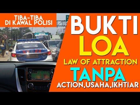 Law Of Attraction (LOA) Tidak Perlu Action , Hanya Dengan Kekuatan Pikiran