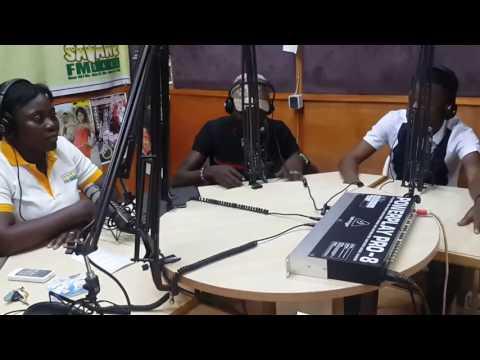 Badenya Seyba et Yacou interview à la radio savane Fm
