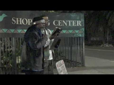 REACHING THE LOST  SHEEP IN WATTS CALIFORNIA # 2