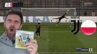 FIFA 20 KARNE CHALLENGE POLSKA VS JUVENTUS *co ten SZCZĘSNY wyprawia*