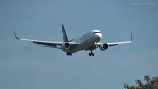 United Parcel Service (5X/UPS) Boeing 767-300F(ER) N340UP 成田国際空港 着陸 2013.9.21