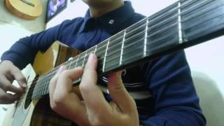 Lời thiêng guitar cover by Jb Hữu Phước