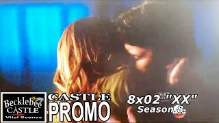 "Castle 8x02 Promo #2 Season 8 Episode 2 Promo ""XX"""