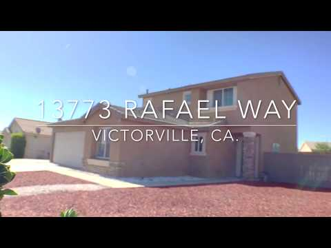Home For Sale: 13773 Rafael Way, Victorville CA. 92392