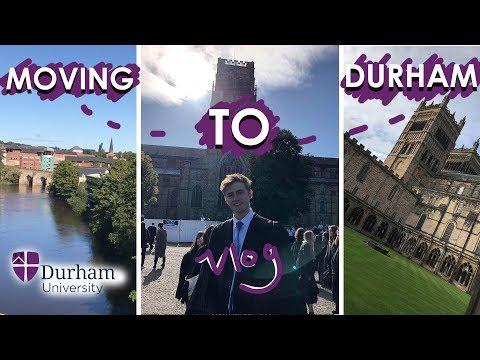 University move in vlog (Freshers week at Durham University)