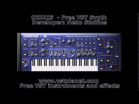 25 free synth vst