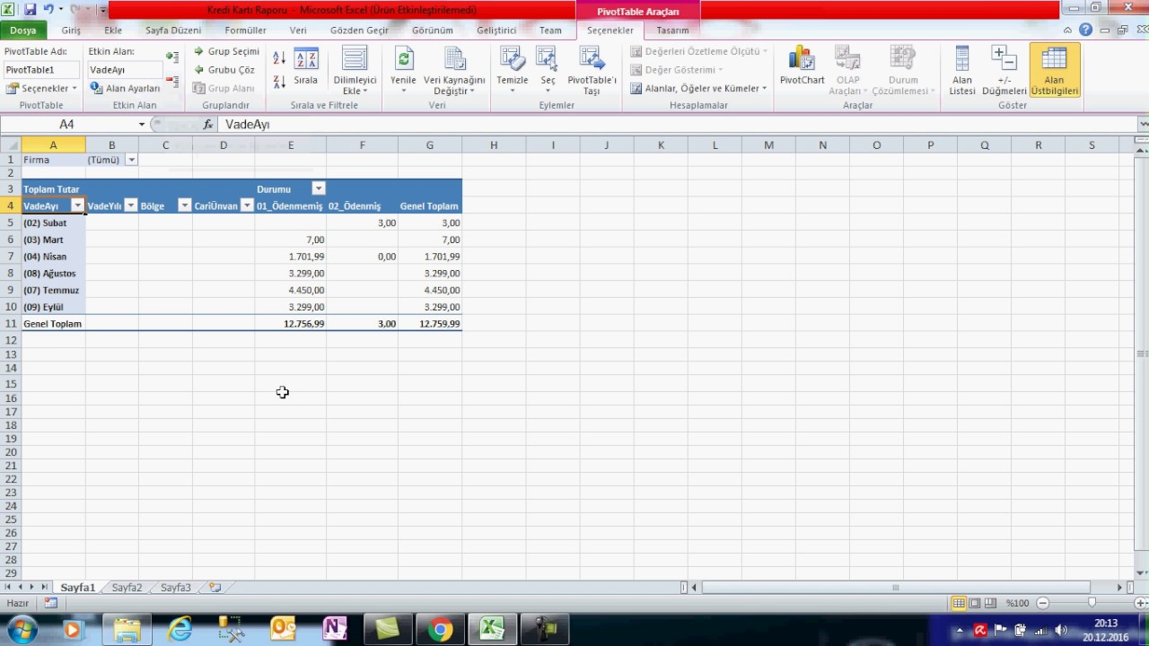 Ms Excel Is Based On