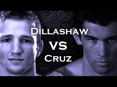 Dillashaw vs Cruz promo --by Thunderon--