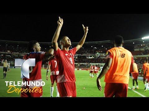 Panamá golea a Trinidad y Tobago: mejore jugadas |  Rumbo al Mundial | Telemundo Deportes