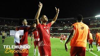 Panam golea a Trinidad y Tobago mejore jugadas   Rumbo al Mundial  Telemundo Deportes