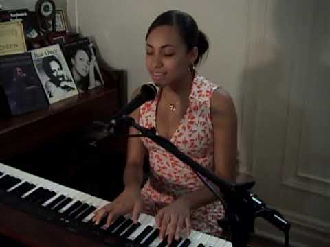 James Ingram-JUST ONCE- Karina Pasian ( Cover )