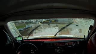 Rallye Berounka Revival 2018 SS8  sedlčany