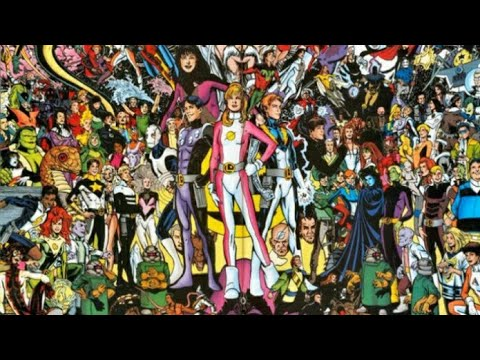 My favorite Legion of Superheroes Comic books