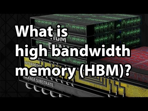 Podcast Pieces: A Discussion about HBM (High Bandwidth Memory) coming for AMD Fiji