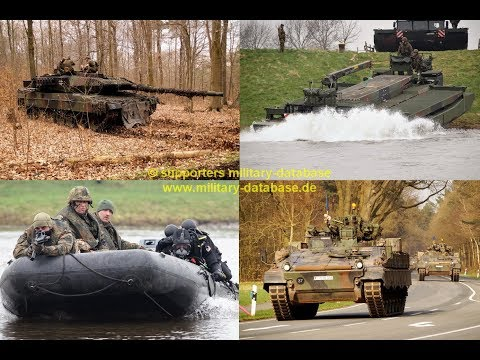 2018 FTX Bergen - Very High Readiness Joint Task Force VJTF - Panzerlehrbrigade 9