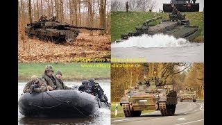 2018 FTX Bergen - Very High Readiness Joint Task Force VJTF - Panzerlehrbrigade 9