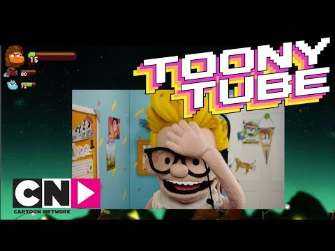 TOONY TUBE | OYUN İNCELEME - Pizza Geddon | Cartoon Network Türkiye