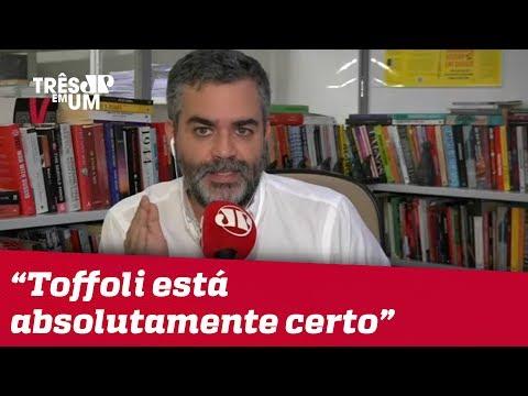 #CarlosAndreazza: Toffoli está correto (de novo)