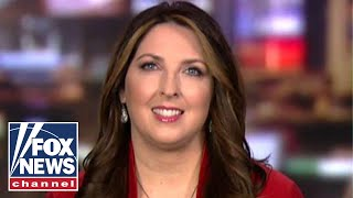 Ronna McDaniel reacts to her uncle Mitt Romney's op-ed