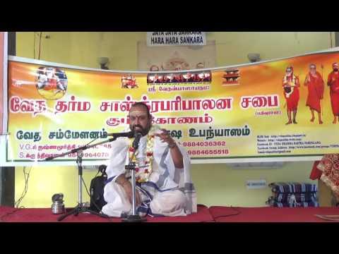 67thOVUonDharmo Rakshathi RakshithahaByBrahmmasriVRajagopalaGhanapadigal(Vaithikasri Editor)