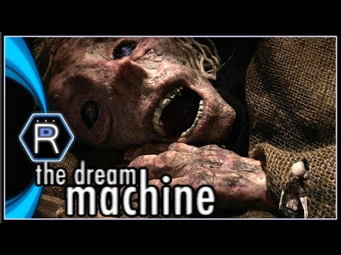 The Dream Machine Chapter 5 [Part 3] - Inside a Vampire Stomach