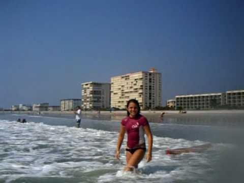 Hotel Break- Surfing Cocoa Beach Florida, Orlando's Closest Beach!