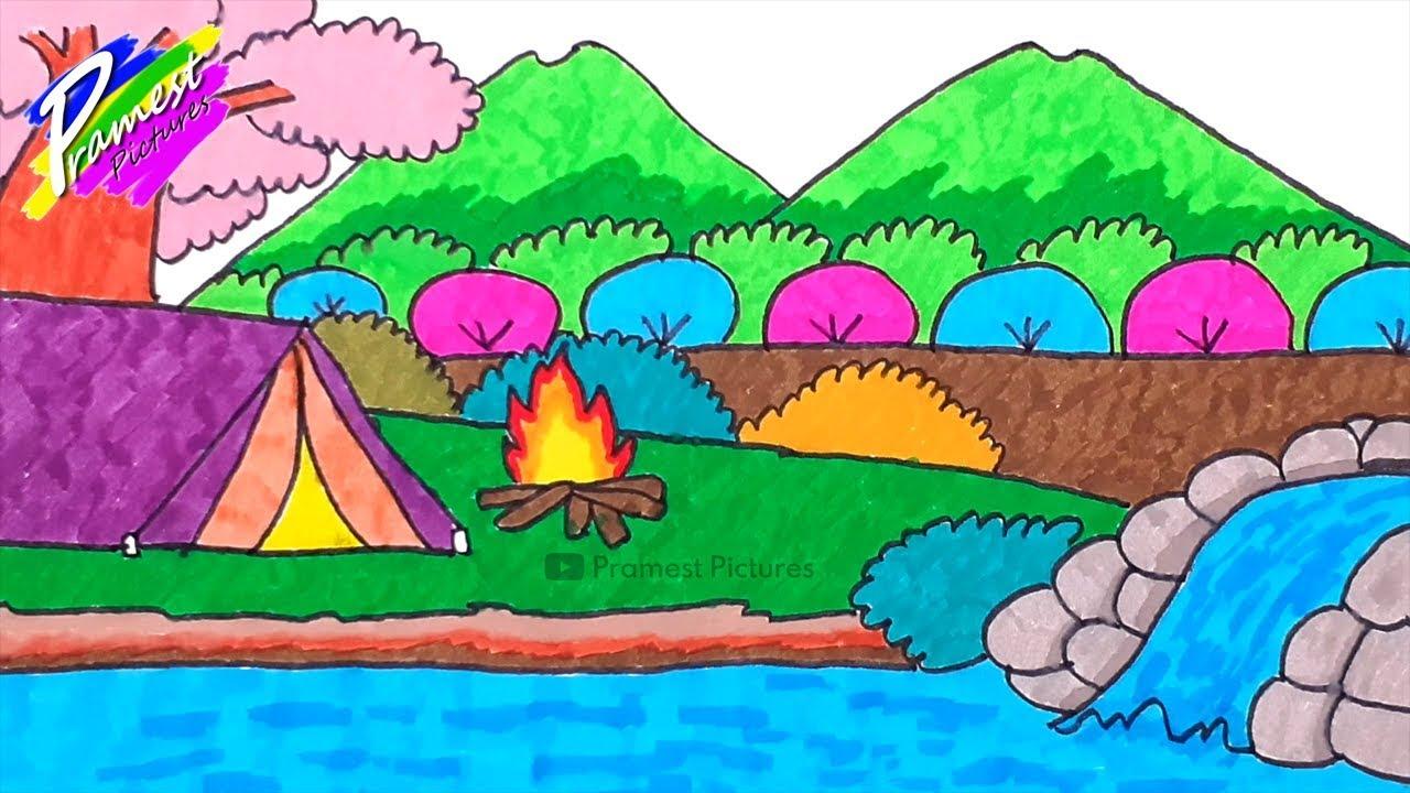 Gunung & Sungai