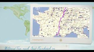 Motorrad Tour Frankreich Oktober 2016 KTM 1190 Adventure