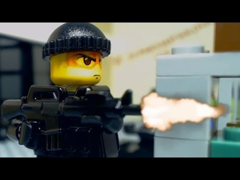 Download Lego S.W.A.T: Episode 2 (The Robbery)
