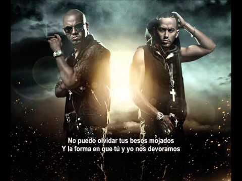 Besos Mojados – Wisin & Yandel (Letra) (Original)
