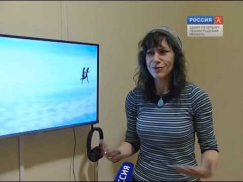 """""""Culture - St.Petersburg"""" TV channel - About 9th CYBERFEST in Saint-"""