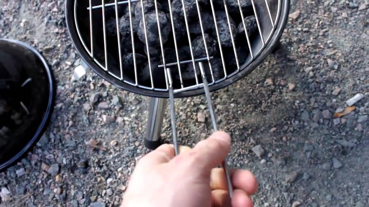 rim på grill