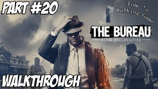 The Bureau: XCOM Declassified walkthrough part #20 - Operation: Firestorm