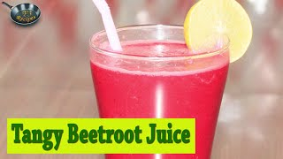 Tangy Beetroot Juice By Namrata Prasad