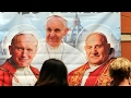 Image of Pope Francis tells how to become a saint HD video