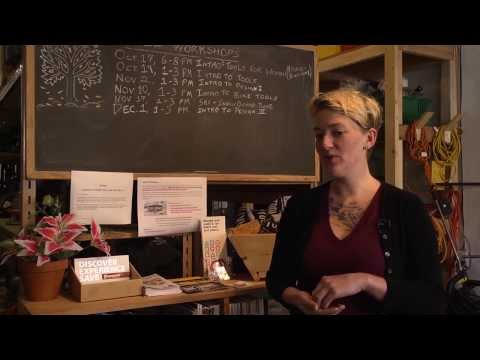 Vancouver Tool Library promotional video