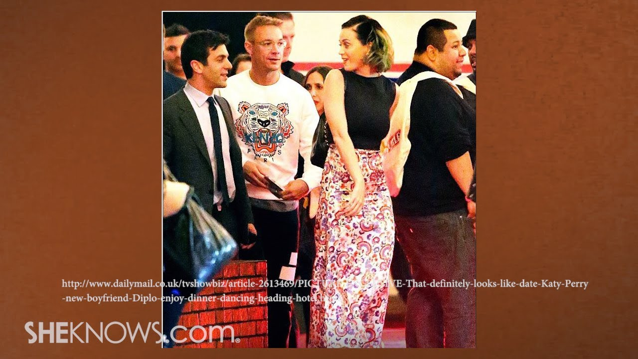 Diplo And Katy Perry >> Katy Perry And Diplo Dating For Real The Buzz