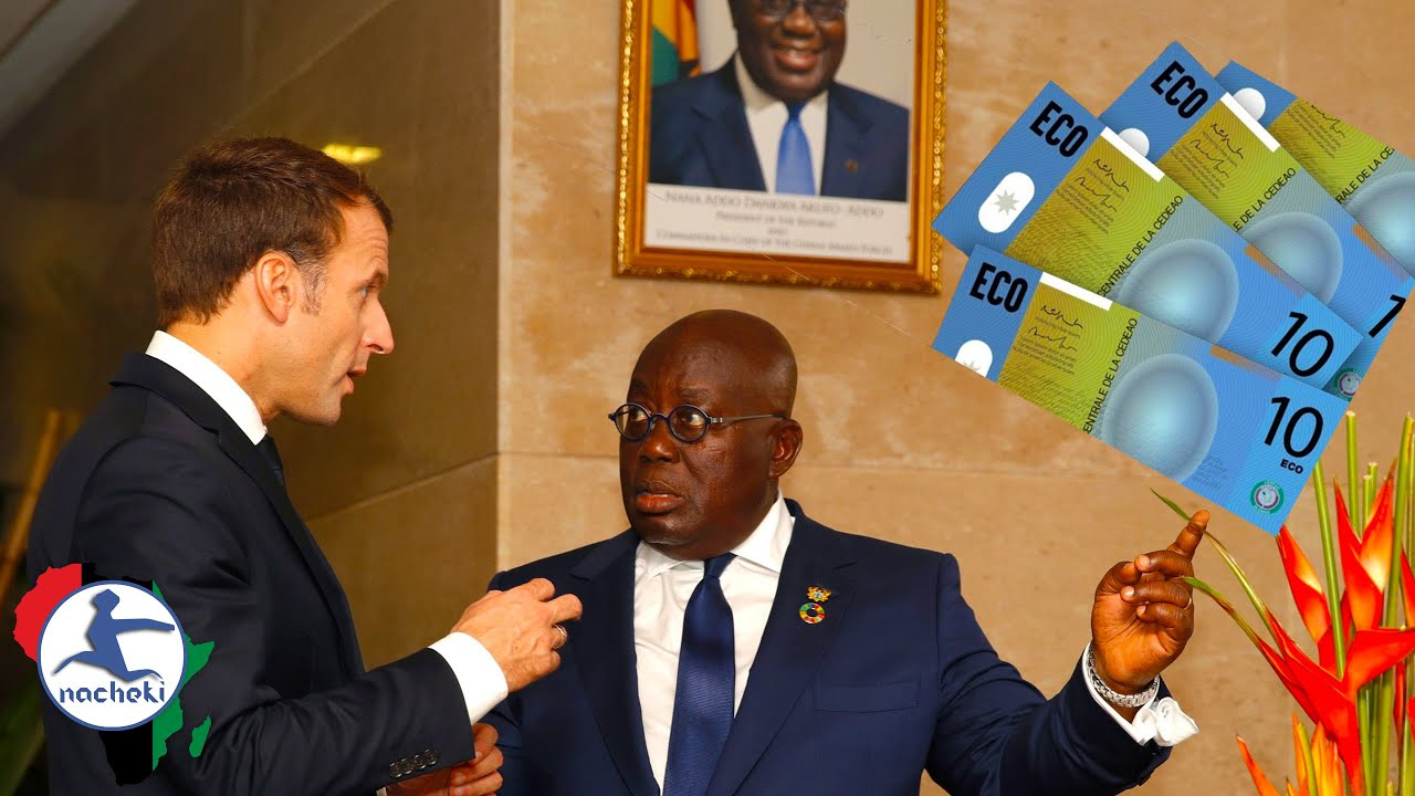ECOWAS Chair Ghana's President Nana Addo Warns-off France Hijacking of New Currency