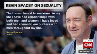Kevin Spacey apologizes after sexual harassment accusation surfaces thumbnail