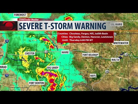 June 27th 5:30 News Weather Report - YouTube