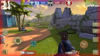 Blitz Brigade gameplay 19 playing again on windows 10