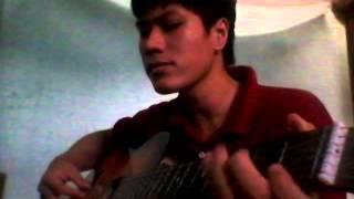 Nhạc bolero guitar số 4 (nhạc chế trong tù) - Đoạn buồn đêm mưa cover