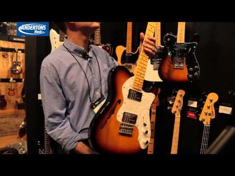NAMM 2015 Archive - Squier updates and new models