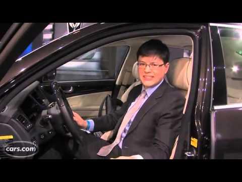 2014 Hyundai Equus Car Video Review