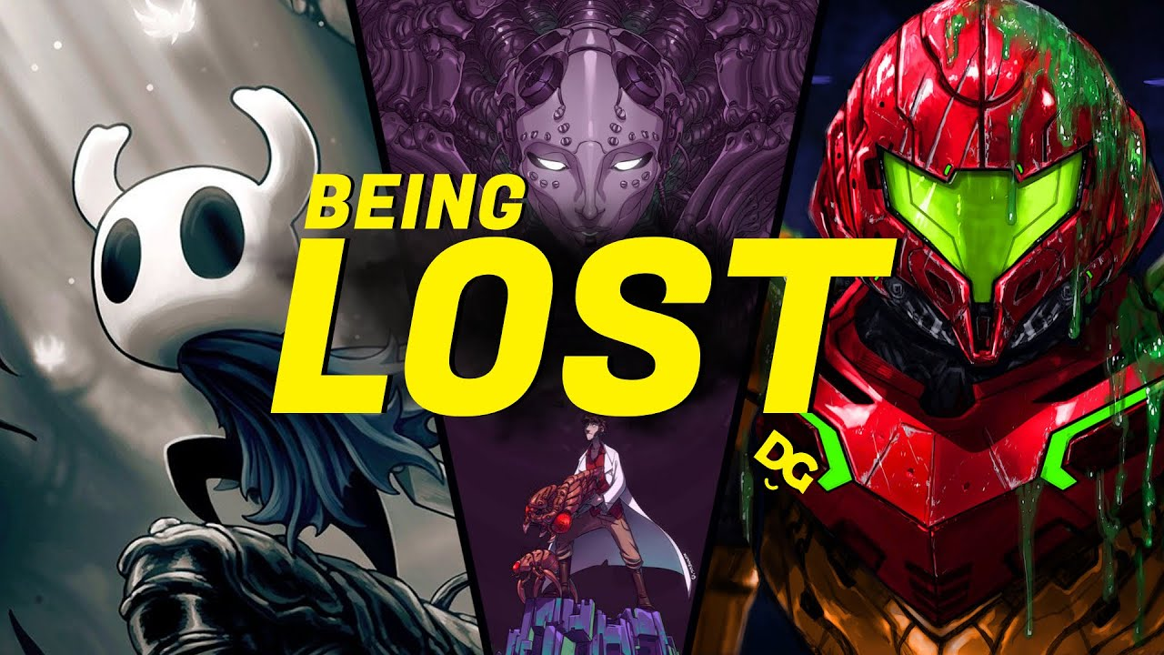 The Haunting Peace of Being Lost | Psych of Play