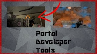 How to use Cheats in Portal 2