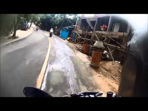 Cebu - Lahug to Balamban Nuda 900R x2 Pt1